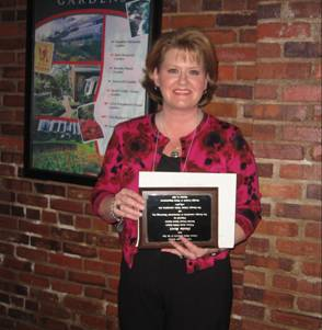 2010 - Media Specialist of the Year for Bulloch County and the Coastal Region of Georgia