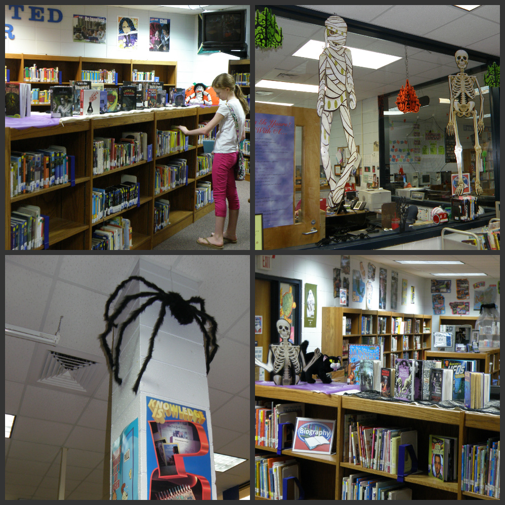 fotoflexerphotojpg 998×998 pixels  Bulletin Boards  ~ 114026_Halloween Decorating Ideas Library