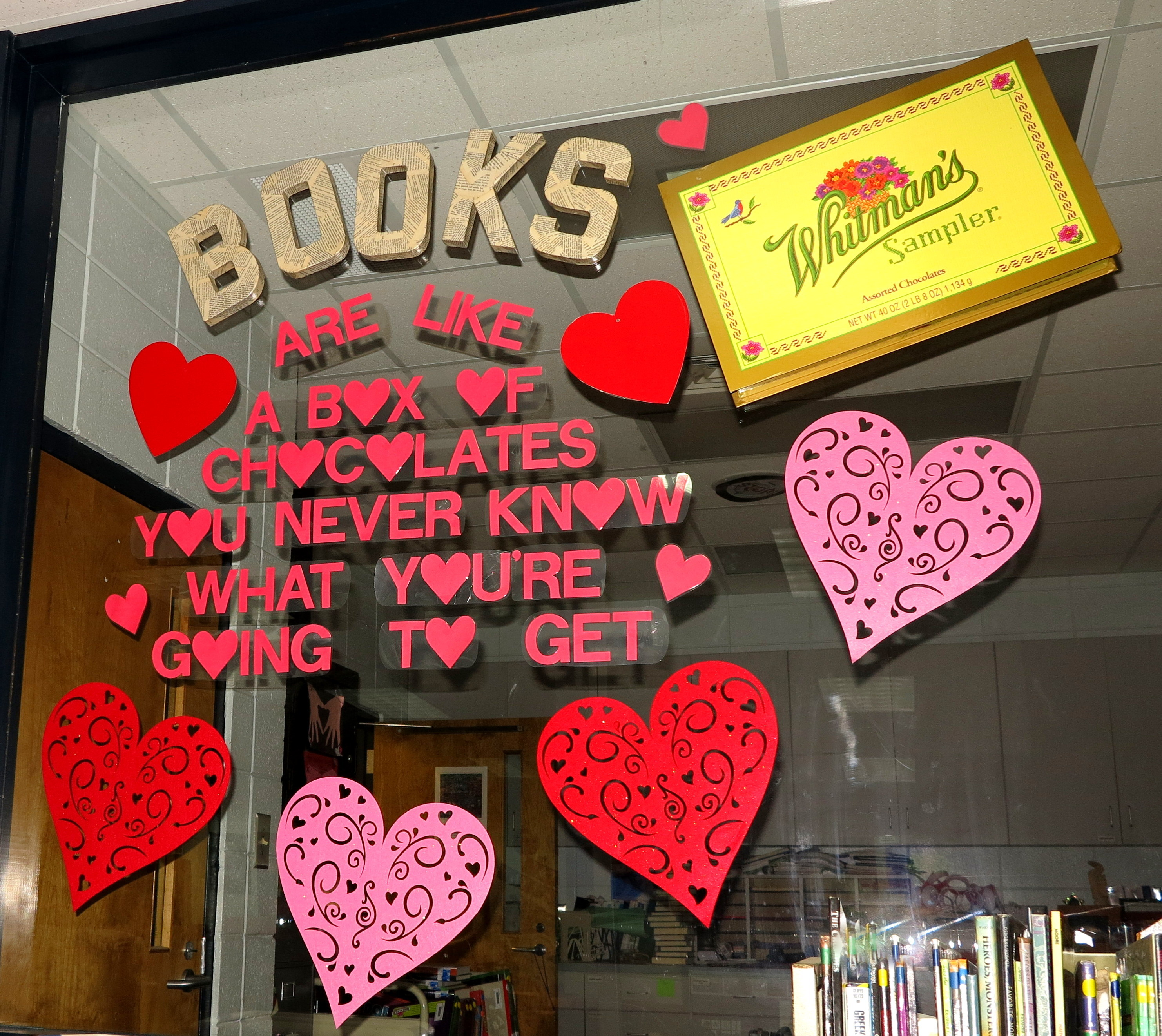 Books Are Like A Box Of Chocolates Happy Valentine S Day Life In